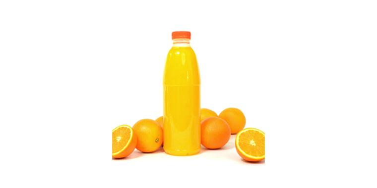 Verse jus d'orange 1l